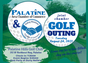 Golf Outing Rolling Meadows